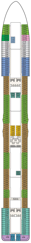 Deck 8 - Emerald