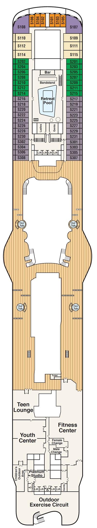 Deck 17 - Sun
