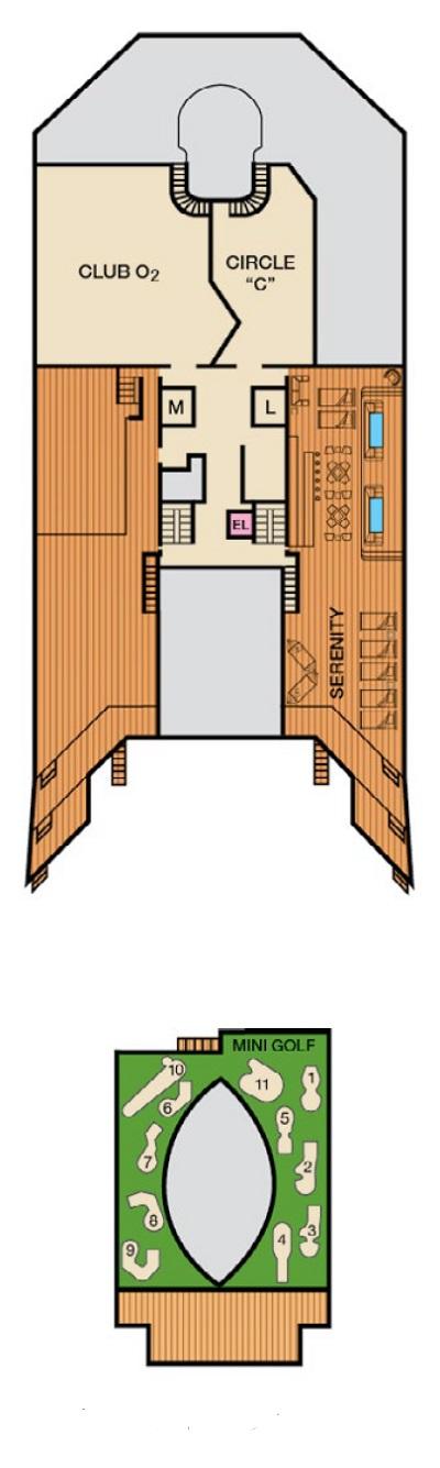 Deck 12 - Sun