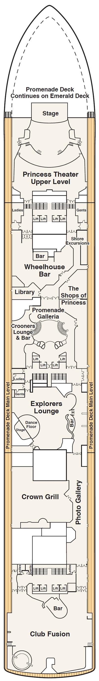 Deck 7 - Promenade