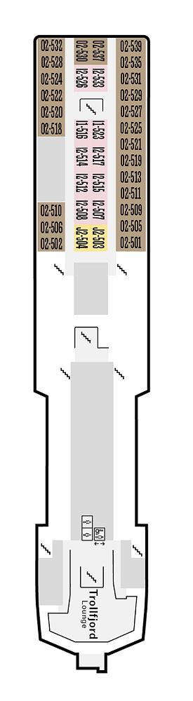 Deck E