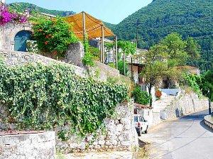 Hills of Corfu