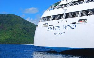 Silver Wind in the Seychelles