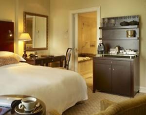 Sun Intercontinental Hotel Room