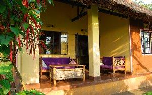 Bungalow of Ndali Lodge
