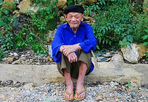 Old Vietnamese Soldier