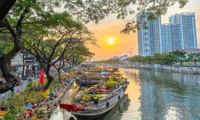 Ho Chi Minh City (Phu My), Vietnam