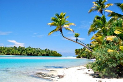 Aitutaki Atoll, Cook Islands