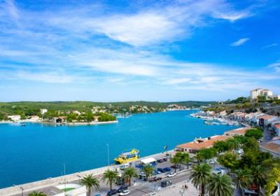 Port Mahon, Menorca, Spain