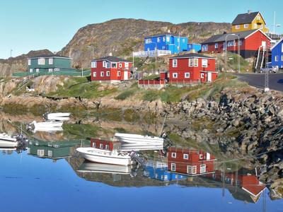 Sisimiut (Holsteinborg), Groenland