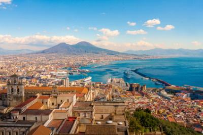 Naples (Capri), Italie