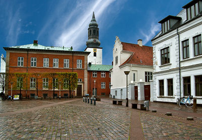 Aalborg, au Danemark