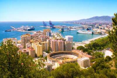 Málaga, Espagne