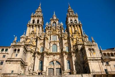 Villagarcia (Santiago de Compostela), Espagne