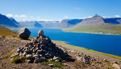 Ísafjördur, Islande