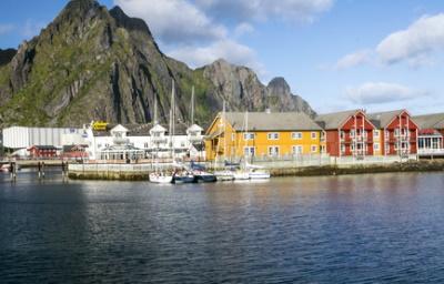 Harstad, Norvège