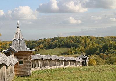 Arkhangelsk, en Russie
