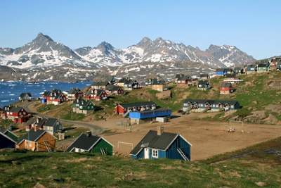 Narsaq, Groenland