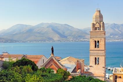Gaeta, Italie