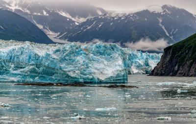 Hubbard Glacier, AK
