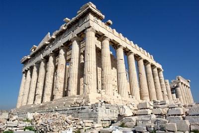Athènes (Laurion), en Grèce