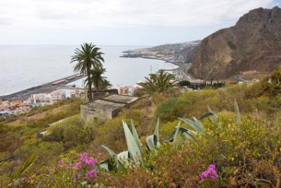 Santa Cruz, La Palma, Îles Canaries