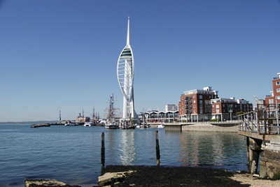 Portsmouth, l'Angleterre