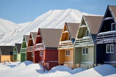 Longyearbyen, Spitsbergen, Norway