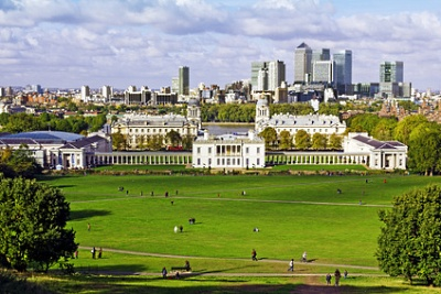 Londres (Greenwich), l'Angleterre