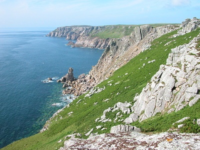Lundy, l'Angleterre