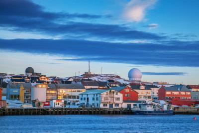 Vardo, Norvège