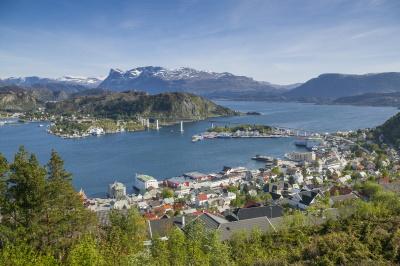 Maloy, Norvège