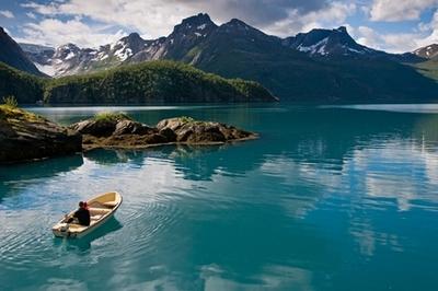 Bodo, en Norvège