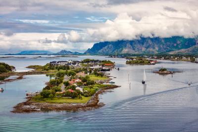 Bronnoysund, en Norvège