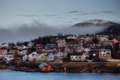 Finnsnes, Norvège