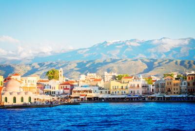 Crete (Chania), Greece