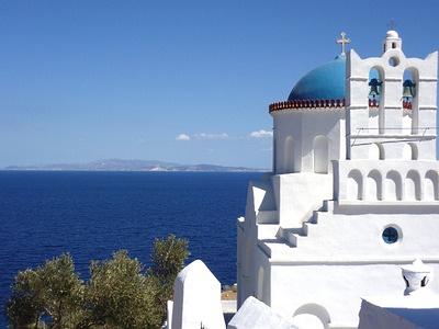 Sifnos, Grèce