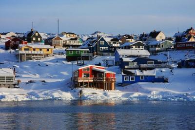 Qeqertarsuaq,Groenland