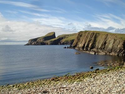 Canna, en Écosse
