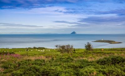 Île d'Arran, Écosse