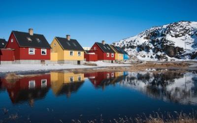 Itilleq, Groenland