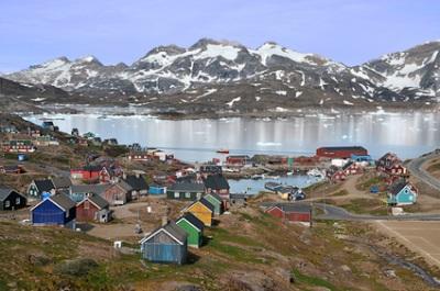 Ammassalik, Groenlândia