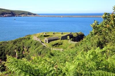 Fishguard, Pays de Galles