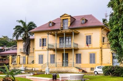 Cayenne, Guiana Francêsa