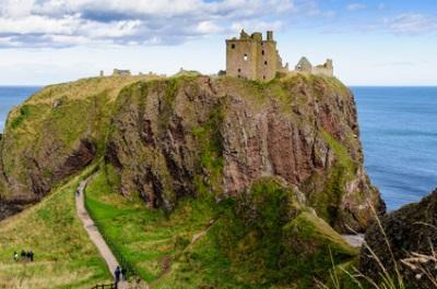 Aberdeen, en Écosse