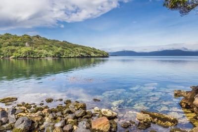 Oban (Halfmoon Bay), New Zealand