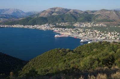 Igoumenitsa, Grèce