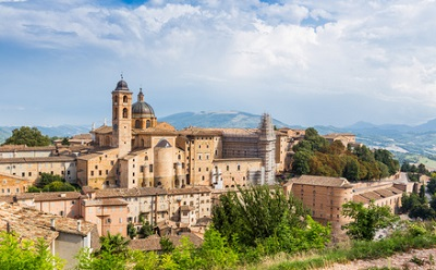 Urbino, Italie