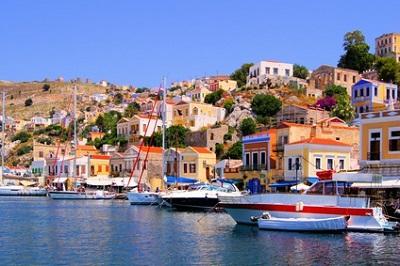 Symi, Grèce