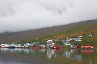 Eskifjordur, Islande